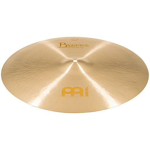 "Cymbale Crash Meinl Byzance Jazz 17"" Extra Thin Crash"