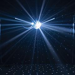 American DJ Pinspot LED II