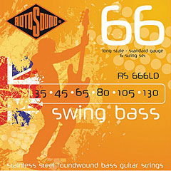 Rotosound Swingbass RS666LD « Electric Bass Strings