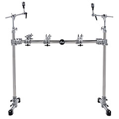 DW 9000 Series Main Drum Rack Package « Rack pour batterie