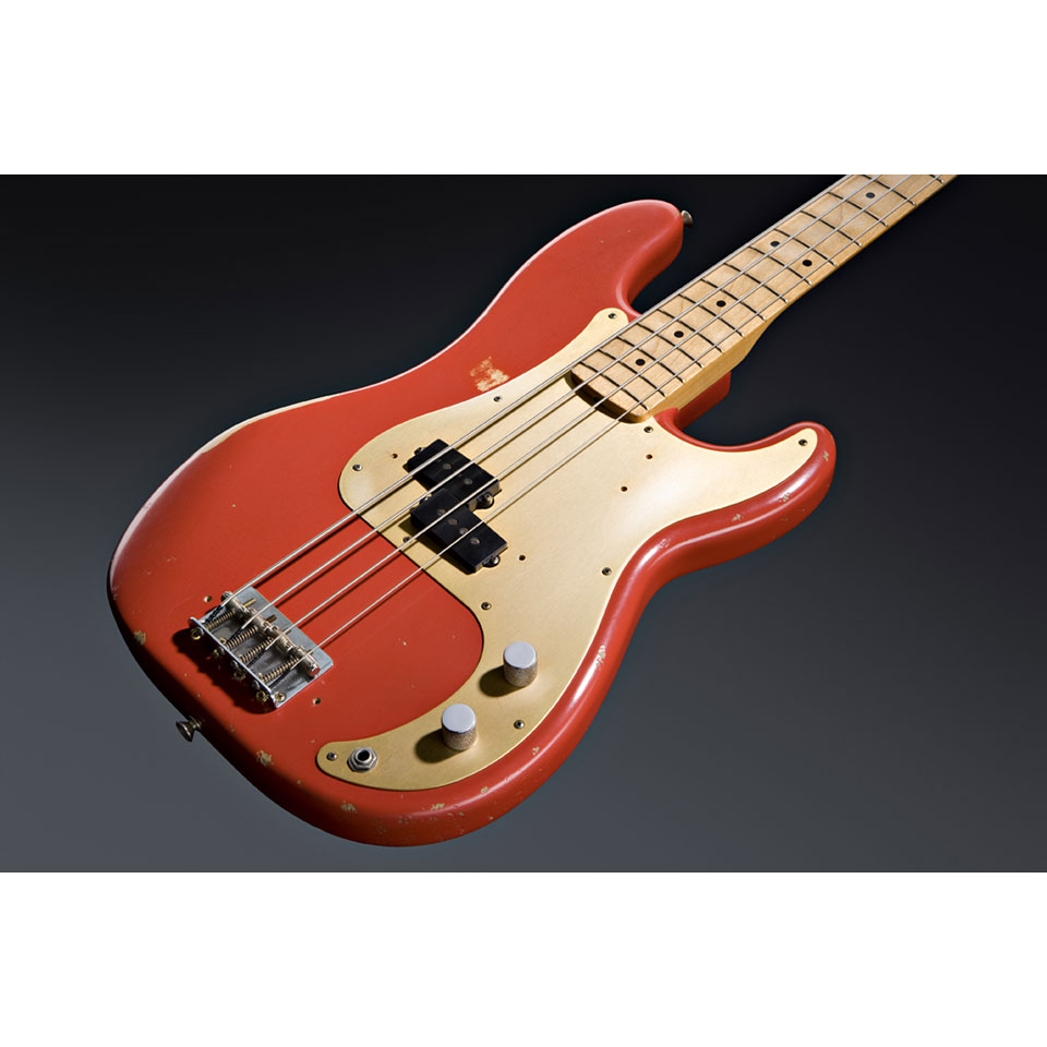 fender road worn 39 50s precision bass frd electric bass guitar. Black Bedroom Furniture Sets. Home Design Ideas