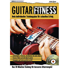 PPVMedien Guitar Fitness 1 « Instructional Book