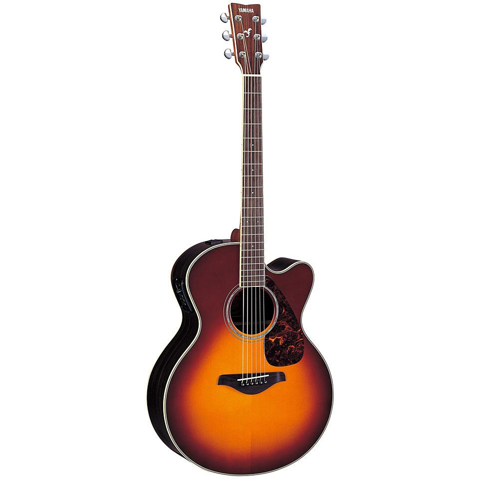 yamaha fjx730sc bs guitare acoustique. Black Bedroom Furniture Sets. Home Design Ideas
