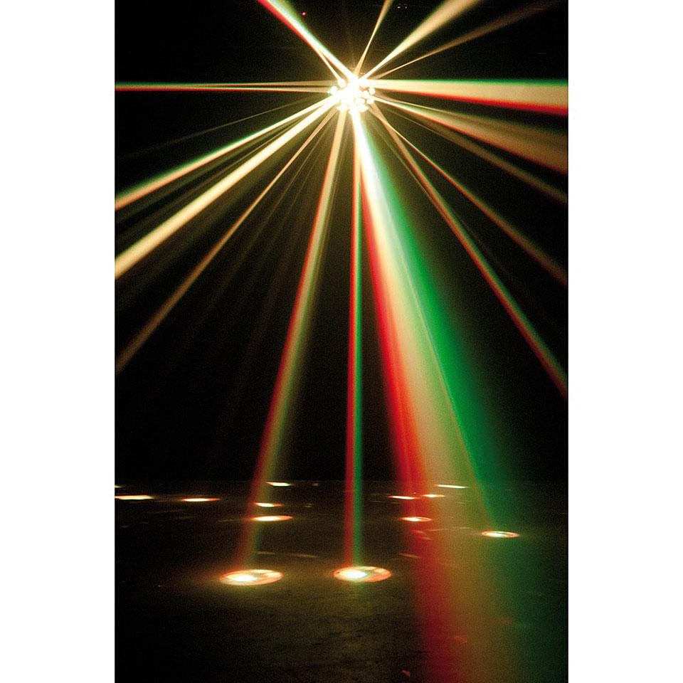 American Dj Vertigo Hex Led 171 Disco Effect