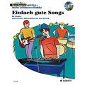 Libro de partituras Schott Keyboard spielen - mein schönstes Hobby Einfach gute Songs