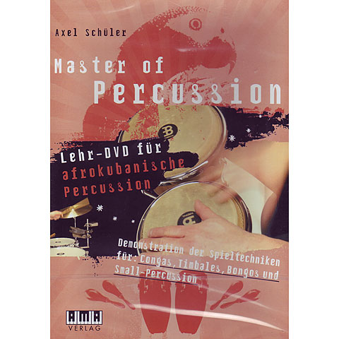 DVD AMA Master of Percussion