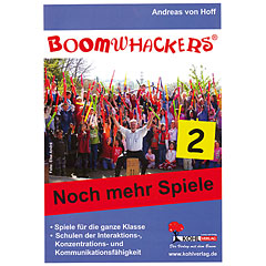 Kohl Boomwhackers Noch mehr Spiele « Lehrbuch