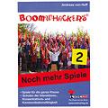 Εκαπιδευτικό βιβλίο Kohl Boomwhackers Noch mehr Spiele