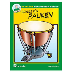 De Haske Schule für Pauken 1 « Instructional Book