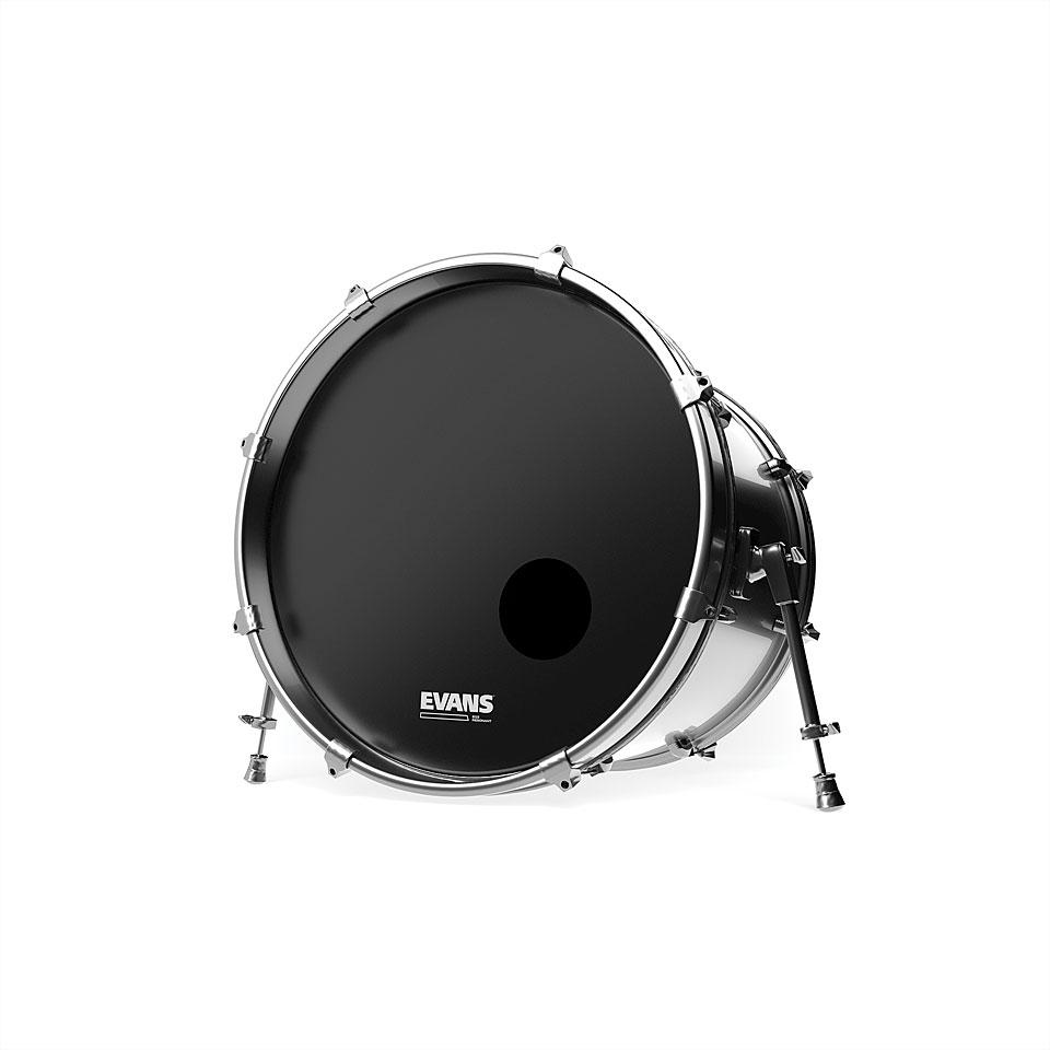evans onyx 20 bass drum head bass drumhead. Black Bedroom Furniture Sets. Home Design Ideas