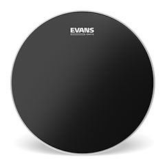 "Evans Onyx 18"" Tom Head « Parches para Toms"