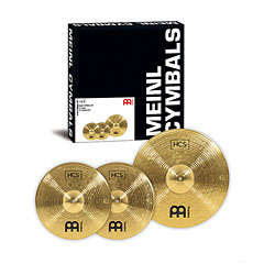 Meinl HCS Basic Cymbal Set (14HH/18C) « Sets de platos