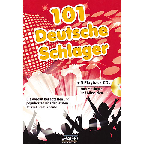 Hage 101 Deutsche Schlager