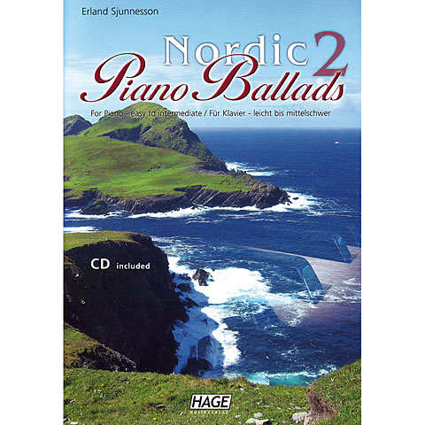 Hage Nordic Piano Ballads 2
