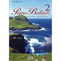 Hage Nordic Piano Ballads 2 « Recueil de Partitions