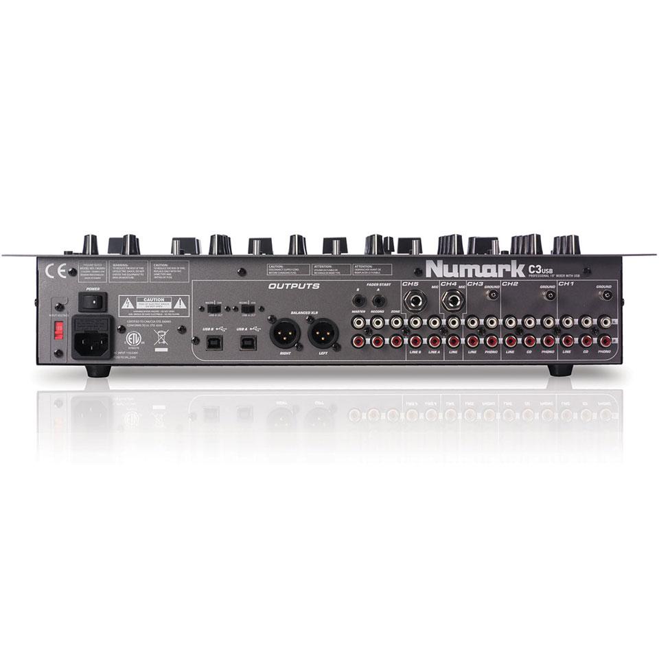 dj 5 mixer