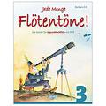 Lektionsböcker Holzschuh Jede Menge Flötentöne Bd.3