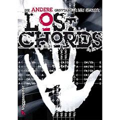 Voggenreiter Lost Chords - Die ANDERE Grifftabelle für Gitarre « Libros didácticos