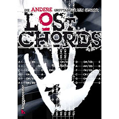 Voggenreiter Lost Chords - Die ANDERE Grifftabelle für Gitarre « Manuel pédagogique
