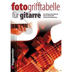 Voggenreiter Fotogrifftabelle für Gitarre « Instructional Book