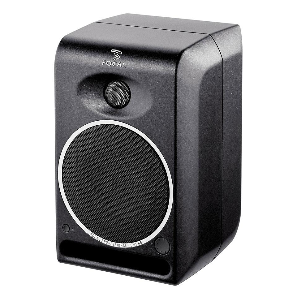 focal cms 65 active monitor. Black Bedroom Furniture Sets. Home Design Ideas
