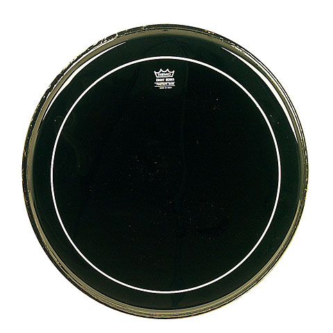 Remo Pinstripe Ebony ES-1630-PS