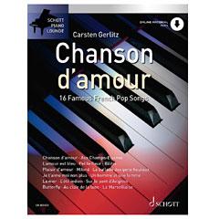 Schott Chanson d'amour « Notenbuch
