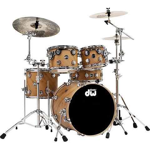 DW Eco-X Desert Sand Drumset
