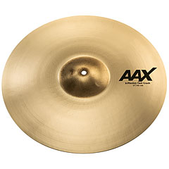 "Sabian AAX 17"" Brilliant X-Plosion Fast Crash « Crash-Becken"