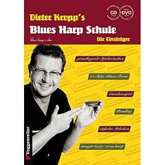 Voggenreiter Dieter Kropp's Blues Harp Schule « Manuel pédagogique