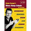 Libros didácticos Voggenreiter Dieter Kropp's Blues Harp Schule