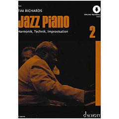 Schott Jazz Piano Bd.2 « Instructional Book