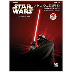 Warner Star Wars - A Musical Journey Episode I-VI « Play-Along