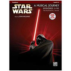 Warner Star Wars - A Musical Journey Episode I-VI « Play-Along