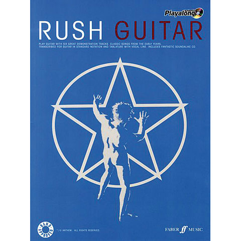 Faber Music Rush for Guitar