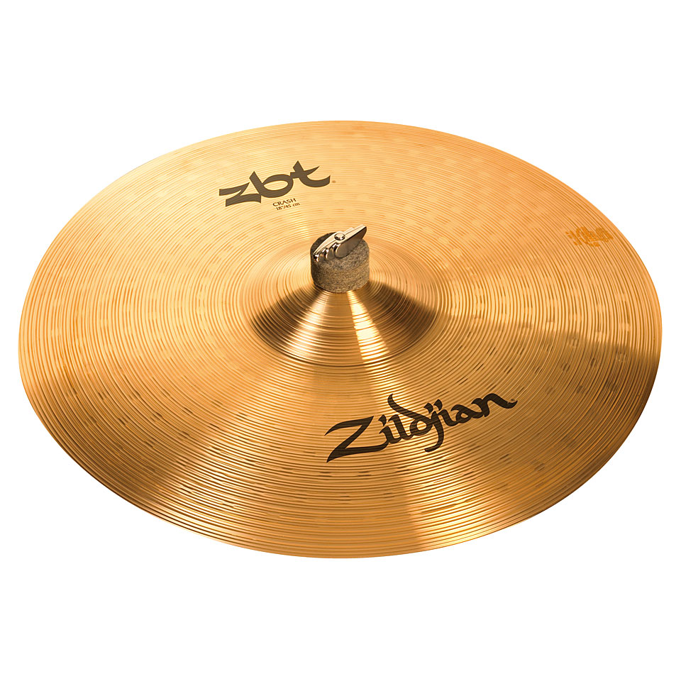 zildjian zbt 18 crash crash cymbal. Black Bedroom Furniture Sets. Home Design Ideas
