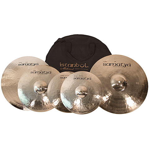 Set di piatti Istanbul Mehmet Samatya Pro Cymbal Set