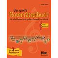Instructional Book Dux Das große Notenrätselbuch Violinschlüssel