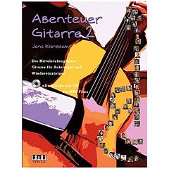 AMA Abenteuer Gitarre 2 « Manuel pédagogique