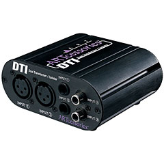ART DTI  Dual Transformer/Isolator « Splitter