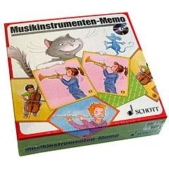 Schott Musikinstrumenten - Memo « Spiel