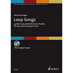 Schott Loop Songs « Notas para coros