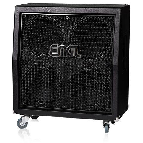 Pantalla guitarra eléctrica Engl E412SSB Standard Black schräg