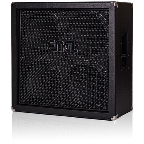Box E-Gitarre Engl E412SGB Standard Black gerade