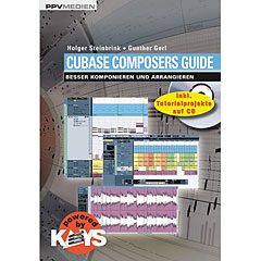 PPVMedien Cubase Composers Guide « Livre technique