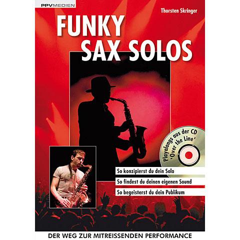 PPVMedien Funky Sax Solos