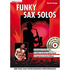 PPVMedien Funky Sax Solos « Lehrbuch