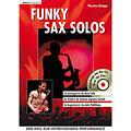 PPVMedien Funky Sax Solos  «  Libros didácticos