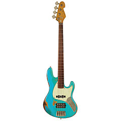 Sandberg California TM4 Hardcore Aged RW RQB « Electric Bass Guitar