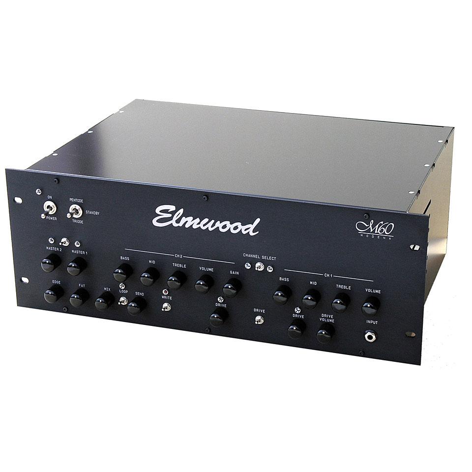 elmwood modena 60 19 rackmount version guitar amp head. Black Bedroom Furniture Sets. Home Design Ideas